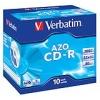 Verbatim CD-R 48x, 700MB/80 min, Jewel Case (43327)