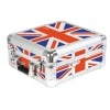 Zomo CD Case CD-50 UK Flag