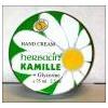 Herbacin Crema de maini cu glicerina si musetel Wutta Kamille, cutie 75 ml
